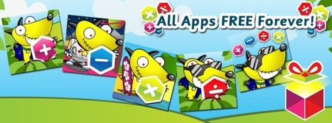 All Apps FREE Forever | ThoughtBox | Edtech PK-12 | Scoop.it