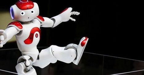 "Robots in Europe May Become ""Electronic Persons"" 