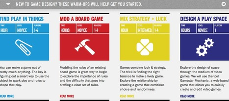 Gamekit - Become a Great Game Creator | Resources and ideas for the 21st Century Classroom | Scoop.it