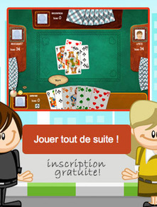 Profiter de la distribution - Belote gratuit   La belote   Scoop.it