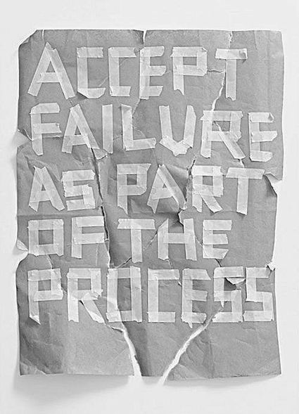 accept failure|Inspirational Quotes | allwaysbehappy | Scoop.it