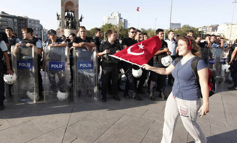 Foreign Journalists Called Conspirators in Turkish Protests - Al-Monitor: the Pulse of the Middle East | Her Yer Taksim | Scoop.it