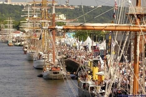 L'Armada de Rouen 2013, l'un des plus grands rendez-vous de voiliers du monde. | Les news en normandie avec Cotentin-webradio | Scoop.it