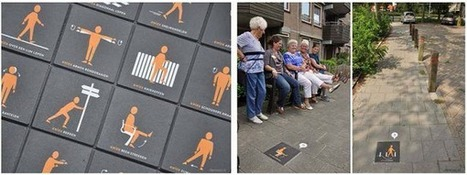 Le design universel pour faire bouger les seniors  - UP Magazine | CRAKKS | Scoop.it