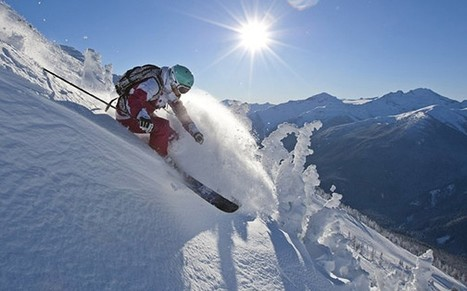 Whistler ski resort to open 13 days early - Telegraph | txwikinger-news | Scoop.it