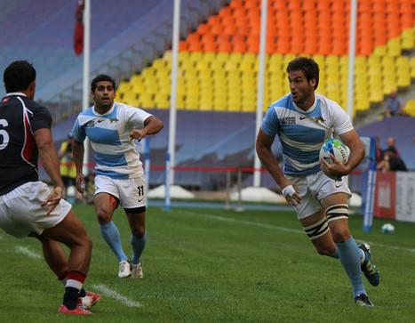 Los Pumas 7s para el Circuito Mundial 2013/14 | tryscrum | Rugby y Salud | Scoop.it