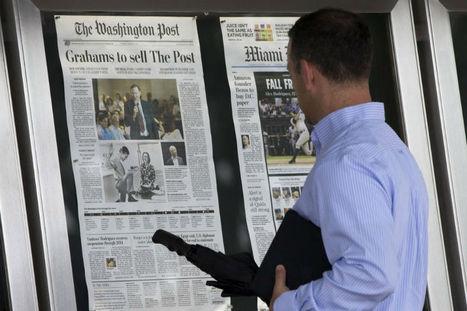 The Washington Post: una apuesta con incertidumbre | The Washington Post | Scoop.it