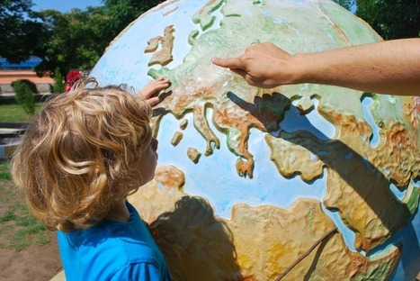La enseñanza de la Geografía hoy: estrategias y materiales didácticos | Enseñar Geografía e Historia en Secundaria | Scoop.it