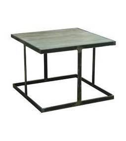 Dadra | Mesas de centro hierro forjado y madera a medida | MESA MONT-RAS HIERRO SOBRE MADERA | Mesa de centro  hierro y madera | Scoop.it