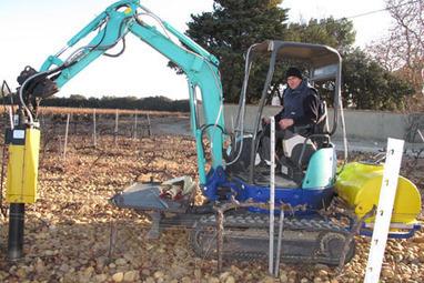 Trophées de l'agriculture durable 2012: Un viticulteur primé - Actualités - La Vigne, le magazine du monde viticole, de la viticulture et du vin | Oenotourisme33 | Scoop.it