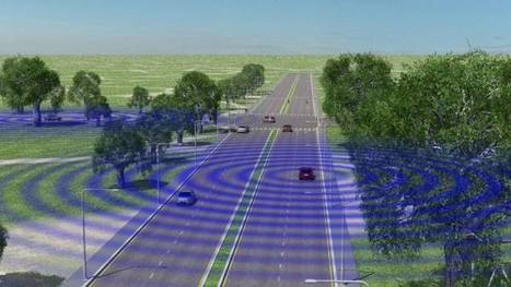 PSFK » Ford Explores Car-To-Car WiFi For Organized Traffic | ubimedia and ubiquitous internet | Scoop.it