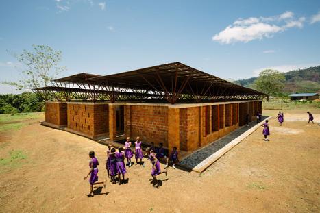 Community Primary School for Girls / Orkidstudio | Peace | Scoop.it