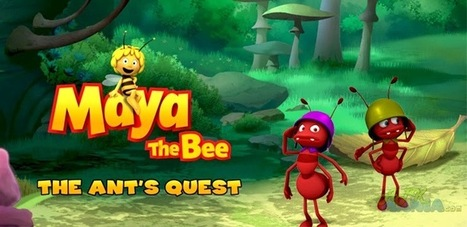 Maya the bee: The Ant's Quest v1.0 APK | Full APK - Best Android Games, Best Android Apps and More | Android Games | Scoop.it