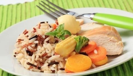 Quelles quantités de nutriments devrait-on retrouver dans son assiette? | Isanté | Scoop.it