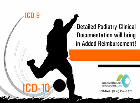 Top 10 Podiatry ICD-9 to ICD-10 Codes | ICD-10 | Scoop.it