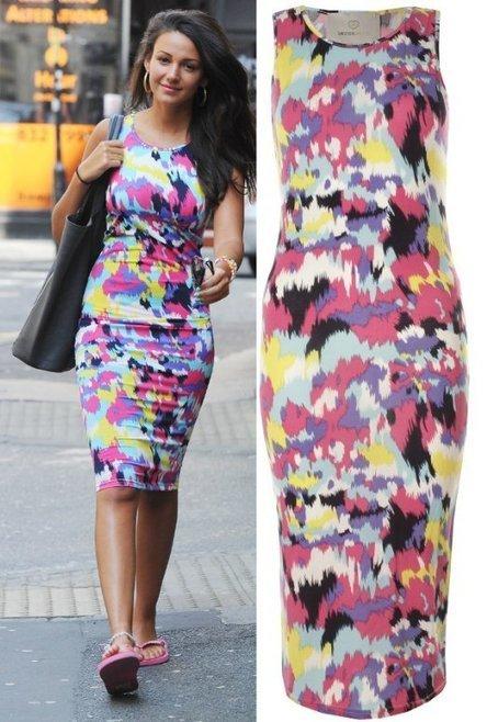 Michelle Keegan's High Street Fashion in Lavish Alice | Celebrity Fashion News | Scoop.it