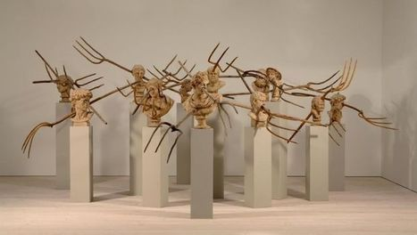 Bai Yiluo - Civilization (and 3 details) - Contemporary Art | The Aesthetic Ground | Scoop.it