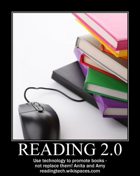 Top 10 ways to use technology to promote reading | Red Apple Reading Content Sharing | Scoop.it