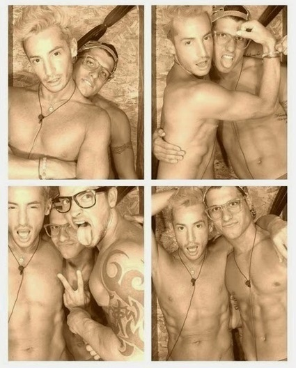 Storie gay dal BIG BROTHER: Cody Calafiore e Frankie Grande - JHP by Jimi Paradise™ | QUEERWORLD! | Scoop.it