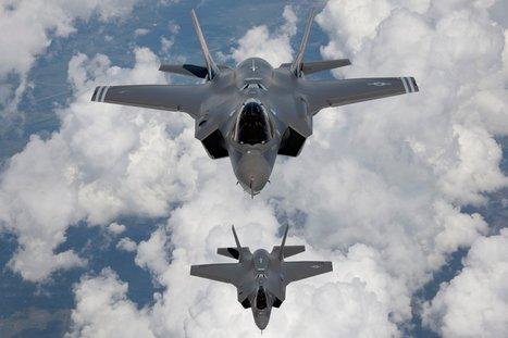 New U.S. Stealth Jet Can't Hide From Russian Radar | Terrorists | Scoop.it