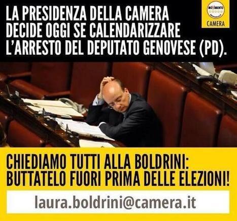 Chiediamo a tutti gli italiani onesti (a prescindere dal loro voto) di inviare una mail alla Presidenza @nicola_bianchi #M5S | Imprese a 5 Stelle | Scoop.it