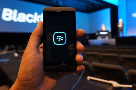 You may actually want these BlackBerry 10 phones (hands-on) | Entrepreneurship, Innovation | Scoop.it