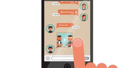 Primeur: taalcursus via WhatsApp   Creative Feeds   Scoop.it