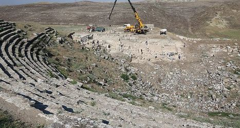Ancient Greek Theater At Laodicea To Be Structurally Restored In 3 Years | Visit Ancient Greece | Scoop.it