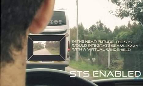 Realidade aumentada permite ver através do carro que vai à frente | tecnologia s sustentabilidade | Scoop.it