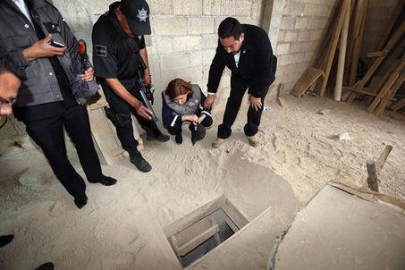 Mexique: une récompense de 3,5 millions d'euros pour la capture d'«El Chapo» Guzman | Mexique | Scoop.it