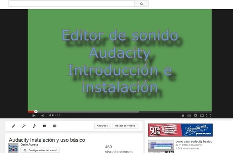 Descarga videos de Youtube con solo una palabra ~ Docente 2punto0 | El rincón de mferna | Scoop.it
