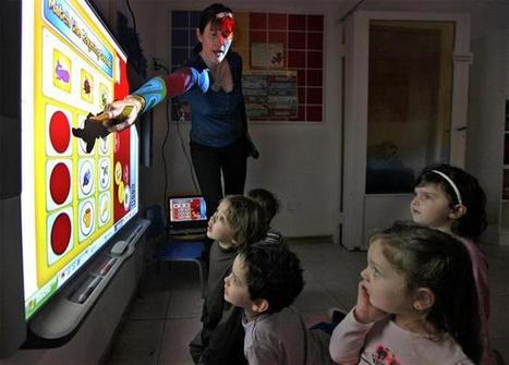 Educación Inicial - El jardín: juego de niños, obsesión paterna | Aprendizaje Infantil | Scoop.it