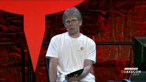 John Carmack Talks Xbox One Backlash And Kinect Privacy Concerns - Kotaku | Controlling Mobile Technology | Scoop.it