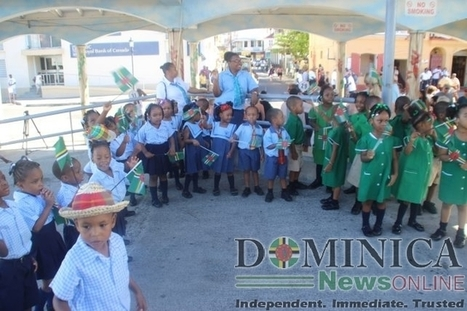 Cruise season opens in Dominica | Commonwealth of Dominica | Scoop.it