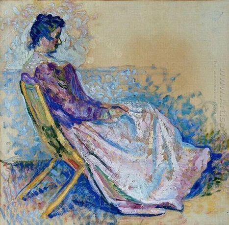 Antibes 1908 - Olieverfschilderijen | famous paintings gallery | Scoop.it