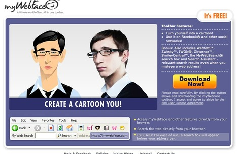 MyWebFace | Digital Delights - Avatars, Virtual Worlds, Gamification | Scoop.it