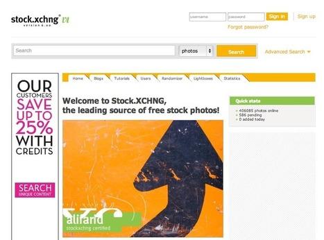 Os 7 melhores sites para encontrar imagens grátis - Free Lá Comunicação | Publi | Scoop.it