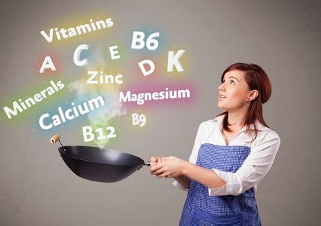 Minerals from A to Z – What you need to know about basic minerals - Part II | eCellulitis | Healthy Food Tips & Tricks | Scoop.it