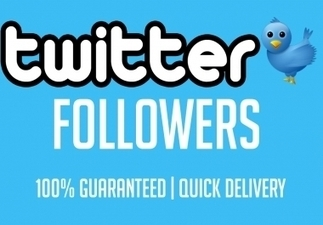 I will give you 30,000 High Quality Twitter followers for $15 : ckm999 - My Cheap Jobs | Content Marketing | Scoop.it
