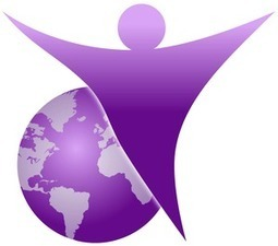 Purple angel symbol | Alzheimer's Disease International | Global Dementia Awareness | Scoop.it