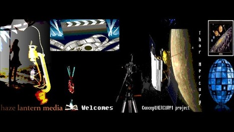 ConceptMERCURY1 project. #Science #Fiction #Writers | Concept MERCURY 1 project. | Scoop.it