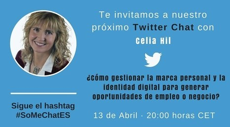 ¿Qué es la identidad digital y cómo hemos de gestionarla? Twitter chat | Marketing and Branding | Scoop.it