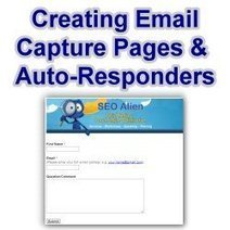 Creating an Email Capture Page with Autoresponder | Social Media Marketing | Scoop.it