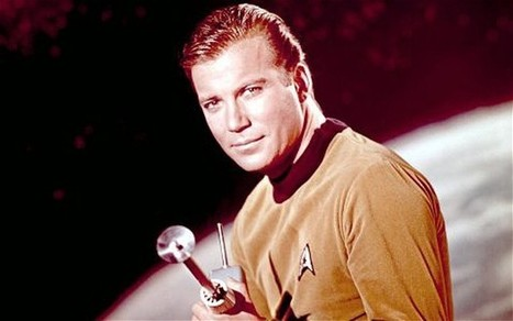 Alex Salmond tried to board plane as Star Trek's Captain Kirk - Telegraph | My Scotland | Scoop.it