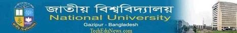 National university admission form Online Appliaction 2013 - 2014 | nu.edu.bd | New Tech News | Scoop.it