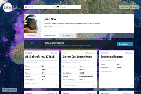 See The Connected Devices Nearby or Around the World | INSIGHTMEMAJU | Scoop.it