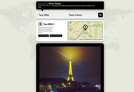 Worldc.am pour trouver les photos Instagram d'un lieu spécifique partout dans le monde | Les outils d'HG Sempai | Scoop.it
