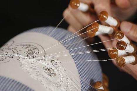 Cipka Lace – a unique Slovenian handicraft - SNPJ | Slovenian Genealogy Research | Scoop.it