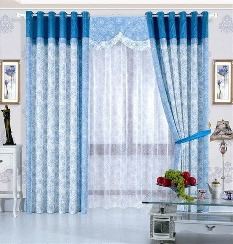 How to Make Curtains Look Beautiful With Home Decor | My Decorative | Decor and Style | Scoop.it
