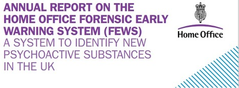Home Office - the Forensic Early Warning System for New Psychoactive Substances | Information & Monitoring | Scoop.it
